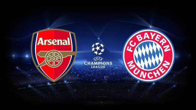 ������ ����� ����� 19-2-2014 ����� Arsenal-v-Bayern-Mun