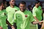 alves training port
