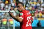 Switzerland and Bayern Munich midfielder Xherdan Shaqiri