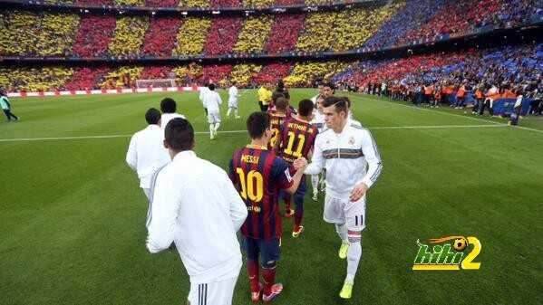9ba61fa51 ينتظر عشاق كرة القدم عبر العالم مباراة الكلاسيكو التي ستجمع برشلونة بريال  مدريد في ملعب الكامب نو وقد تم نشر التشكيلة المتوقعة للكلاسيكو من احذية  اللاعبين '
