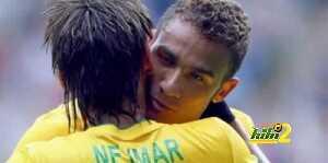 danilo y neymar jr port
