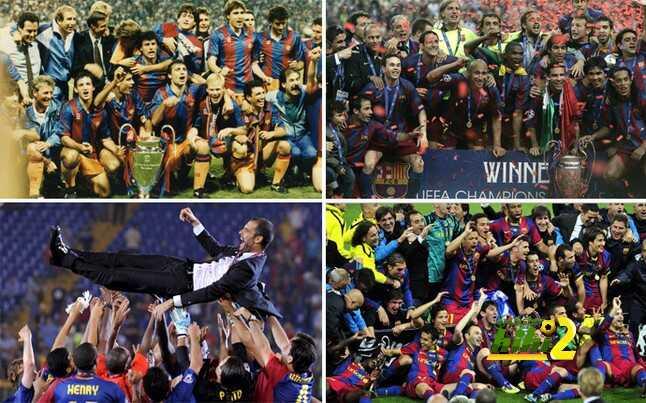 حقيقة مثيرة تزين تأهل برشلونة