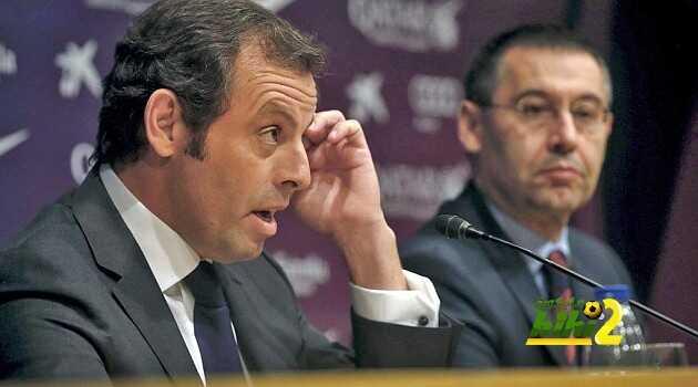 لاماتا إتهام برشلونة وبارتوميو وروسيل