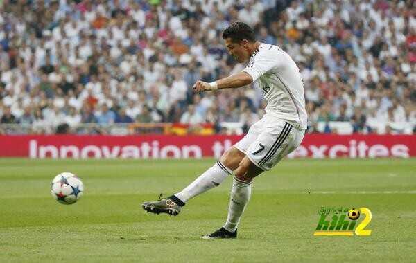 فيديو ريال مدريد ينهي الشوط