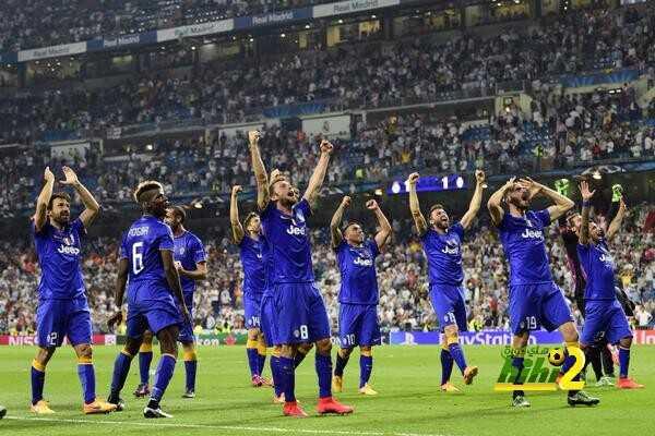 عقدة الطليان مستمرة ريال مدريد