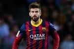 <> at Camp Nou on September 14, 2013 in Barcelona, Spain.