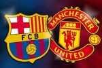 مانشستر يونايتد × برشلونة