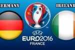 المانيا × ايرلندا