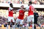 """""""Arsenal v Norwich City - Premier League"""""""
