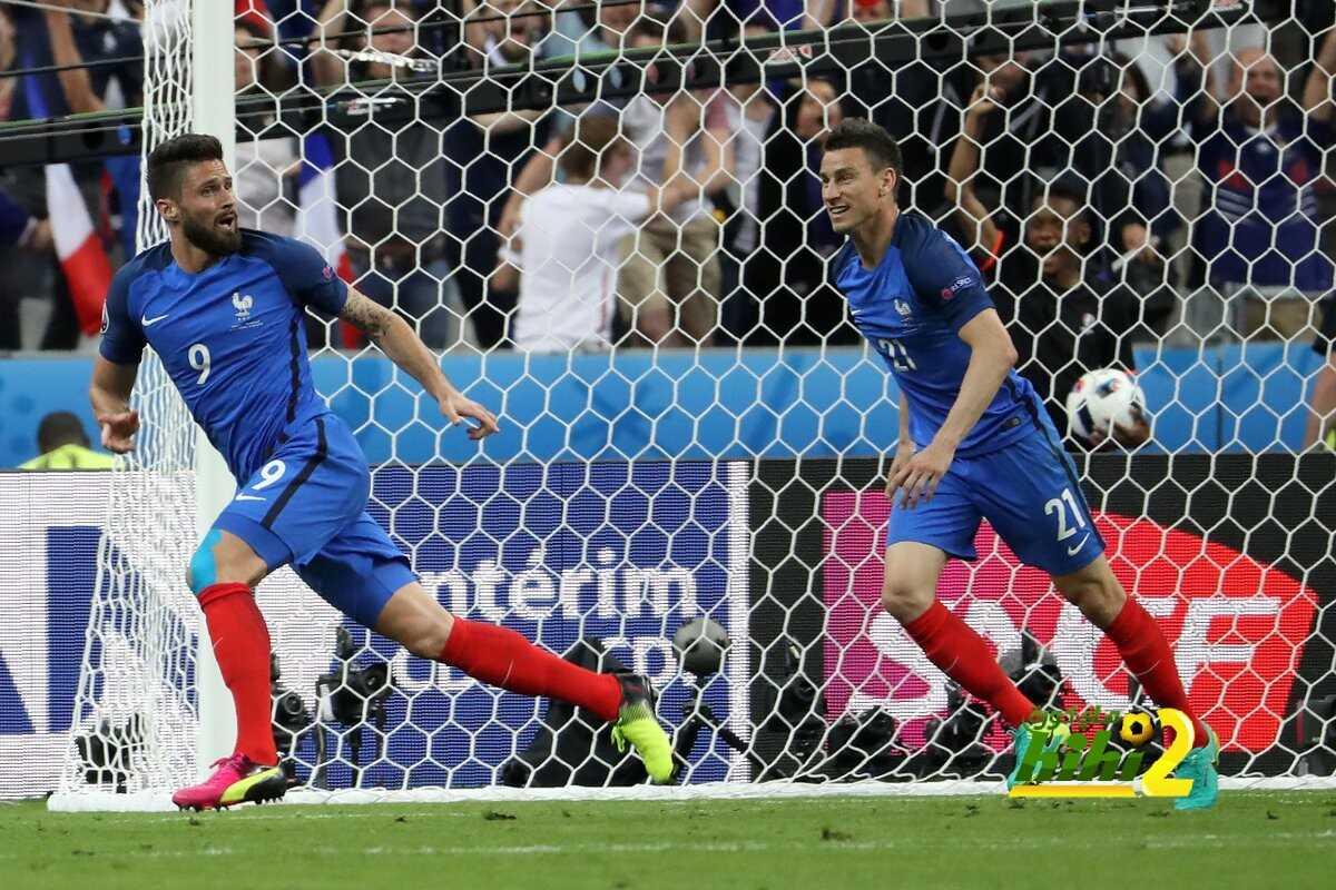 هل تعادل فرنسا رقم أسبانيا وألمانيا ..؟! coobra.net