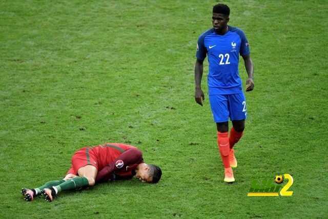 صورة : هذا هو التدخل العنيف من باييه الذي حرم كريستيانو رونالدو من نهائي الحلم ! coobra.net