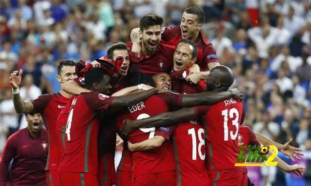 البرتغال تصبح عاشر منتخب يحصل على لقب اليورو coobra.net