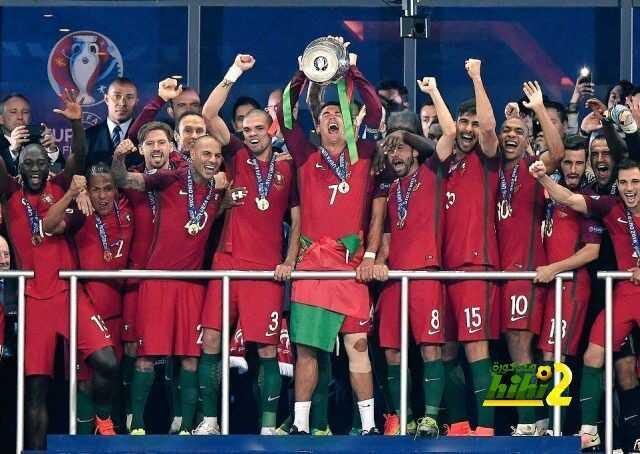 الابا يهنئ منتخب البرتغال على فوزه باليورو coobra.net