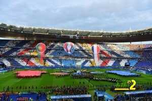 فرنسا تكسب الرهان تنظيميا في يورو 2016 coobra.net