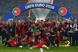 هكذا أحرزت البرتغال? بطولة ?يورو 2016? .. coobra.net