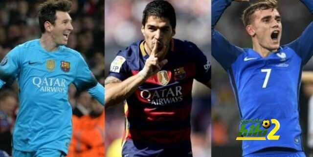 ليكيب ?من يستطيع أن يبعد كريستيانو عن الكرة الذهبية ميسي أو سواريز أو غريزمان? ! coobra.net