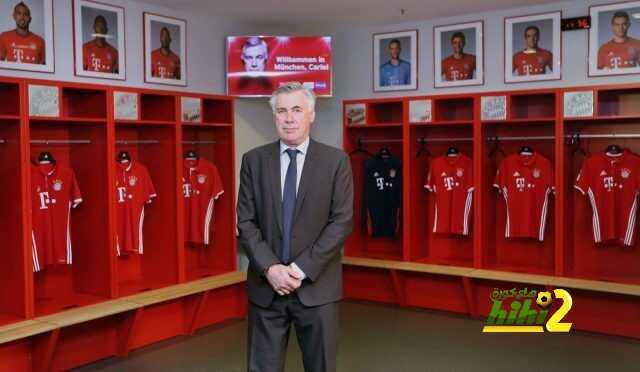صور : التقديم الرسمي لكارلو أنشيلوتي المدرب الجديد لبايرن ميونخ ! coobra.net