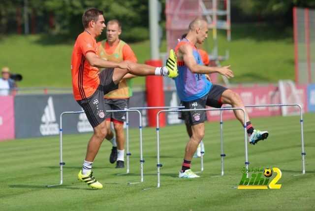 صور : أولى تدريبات نادي بايرن ميونخ رفقة المدرب الجديد ! coobra.net