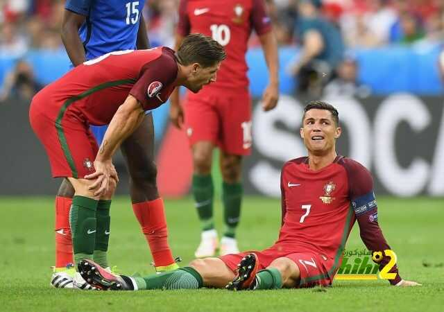 إصابة كريستيانو جاءت فى صالح البرتغال واللاعب فى نفس الوقت! coobra.net