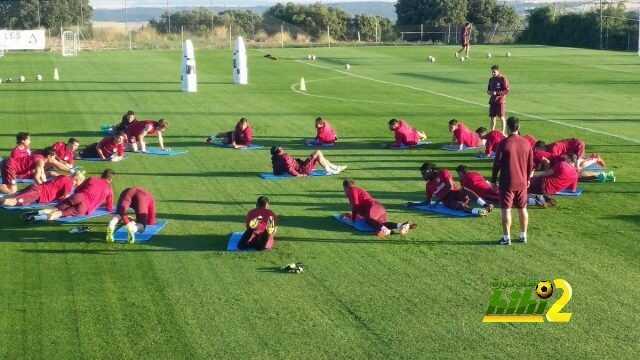صورة : اتليتكو مدريد يواصل استعداداته للموسم المقبل coobra.net