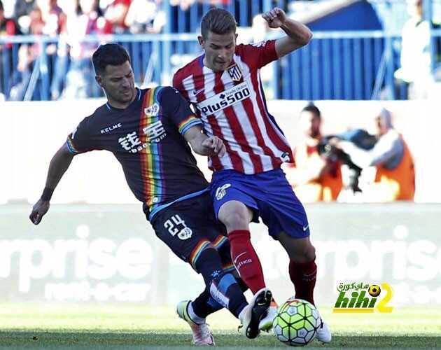 لاعب اتلتيكو مدريد يدخل اهتمامات مانشستر سيتي coobra.net
