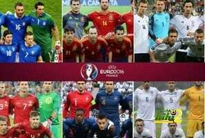 يورو 2016 .. بطولة فك العقد بامتيـاز ! coobra.net
