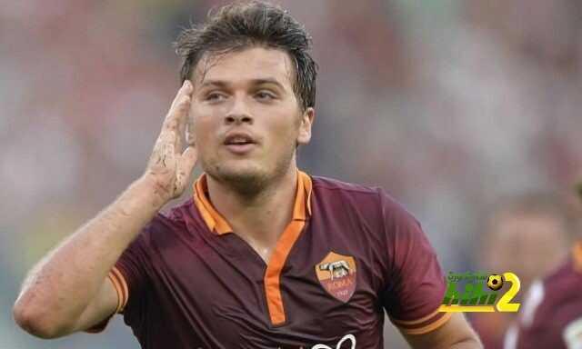 ميلان يقترب من التعاقد مع لاعب روما ! coobra.net