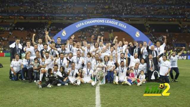 ريال مدريد يفقد مركزه الأول الذى حافظ عليه الثلاثة أعوام الماضية ! coobra.net