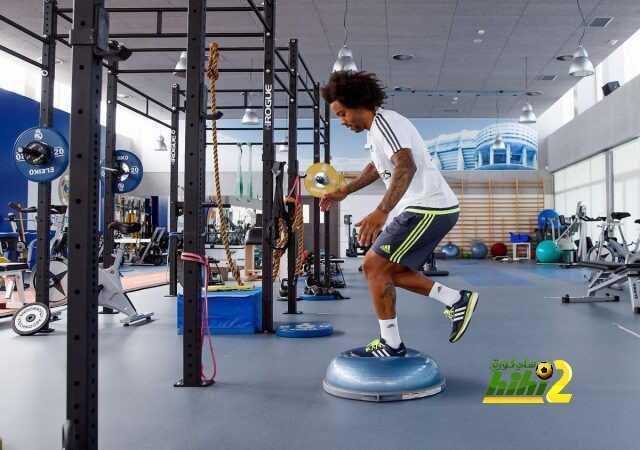 صورة : مارسيلو وكارفاخال يسبقان لاعبي الريال في الاستعداد للموسم الجديد coobra.net