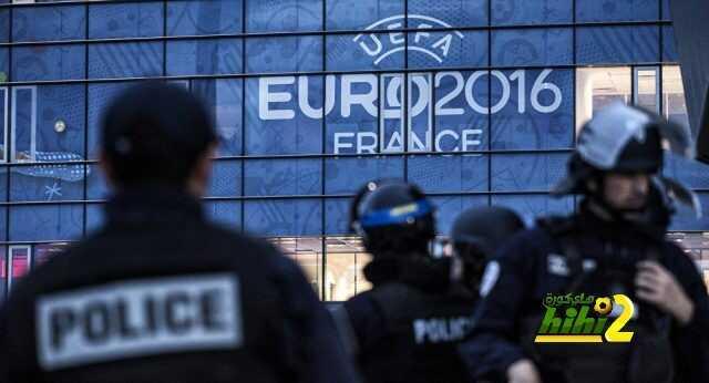 كيف قامت فرنسا بتأمين اليورو وكم عدد أفراد الأمن خلال البطولة ؟ coobra.net