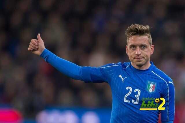 رسميا : نابولي يتعاقد مع الدولي الإيطالي جياكيريني ! coobra.net