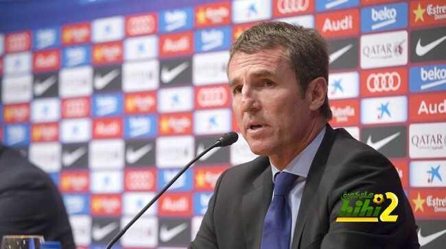 المدير الرياضي لبرشلونة يكشف عن صفقة الفريق المقبلة coobra.net