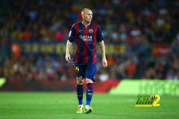 ليفربول يفكر في التعاقد مع ماثيو مدافع برشلونة coobra.net