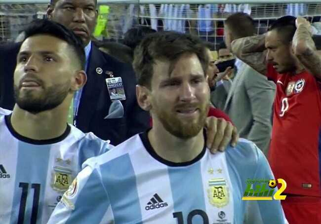 كريسبو: ميسي غير محظوظ مع المنتخب ولم يخطأ في حق الأرجنتين coobra.net