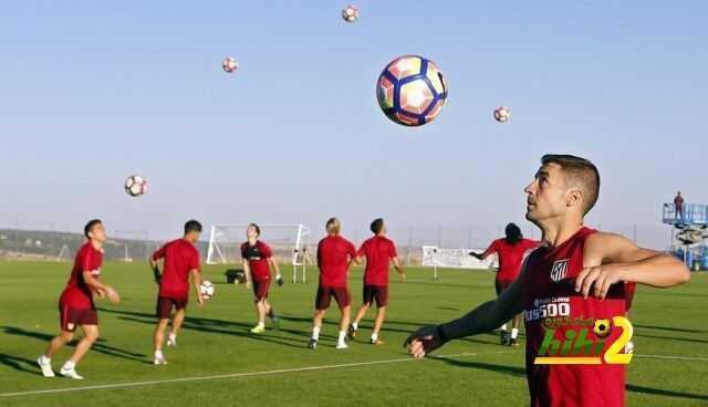 اتليتكو مدريد يستكمل استعداداته للموسم الجديد coobra.net
