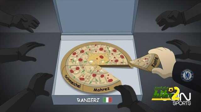 كاريكاتير الـ beINSPORTS حول رحيل اللاعبين عن ليستر سيتي coobra.net