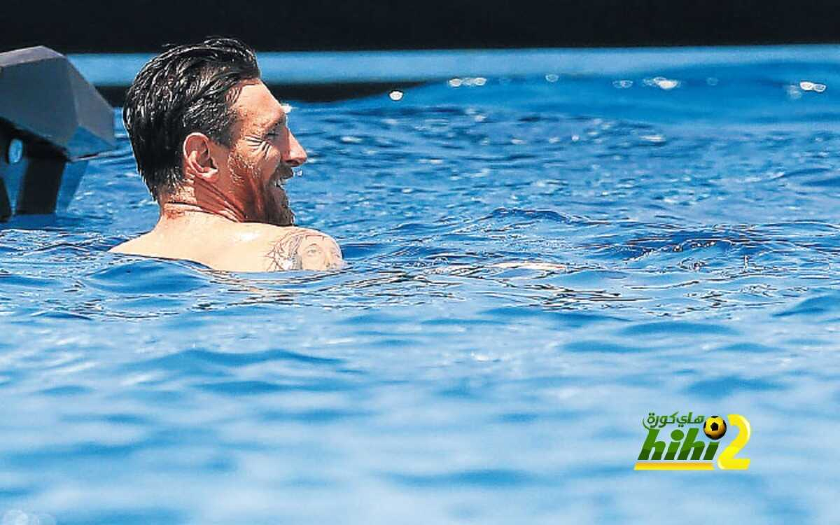 صورة : ميسي يستمتع بأطول عطلة له في مسيرته  ..! coobra.net