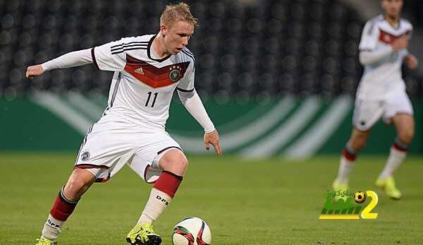 آرسنال يخطط إلى التعاقد مع هداف منتخب ألمانيا للشباب coobra.net
