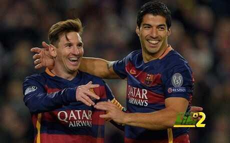 ميسي وسواريز يعودان إلى برشلونة coobra.net