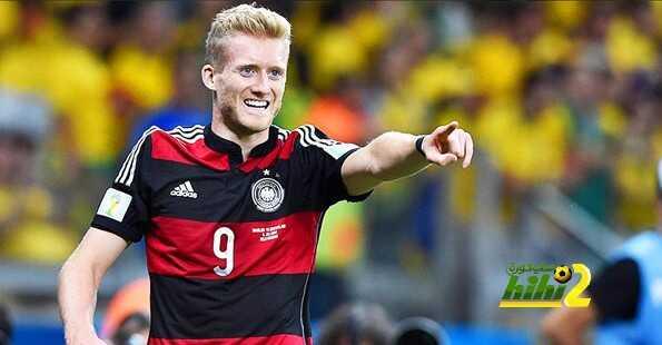 شورليه على بعد خطوة من بروسيا دورتموند مقابل 32 مليون يورو ! coobra.net