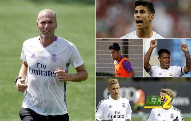 مستقبل ريال مدريد قد يكون مضيئا للغاية إذا نجح زيدان فى هذه الجزئية! coobra.net