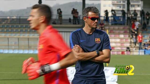 صورة من أول تدريب لبرشلونة استعدادا للموسم الجديد coobra.net