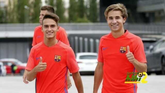 صور من تدريبات برشلونة استعدادا للموسم المقبل coobra.net