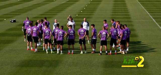 فيديو : ريال مدريد يواصل إستعداده للموسم الجديد بحماس كبير ! coobra.net