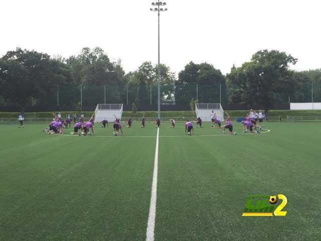 فيديو : الحماس والجدية عنوان تدريبات ريال مدريد لهذا اليوم ! coobra.net