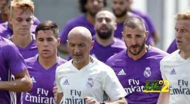 المعد البدني الجديد لريال مدريد يكشر عن انيابه coobra.net