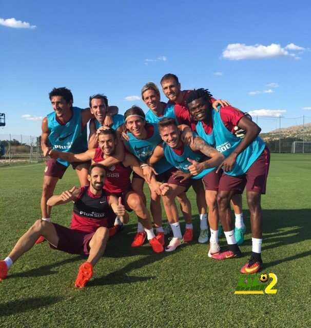 صورة : التفاؤل عنوان اتليتكو مدريد قبل انطلاق الموسم القادم coobra.net