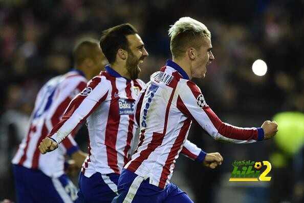 صورة : أرقام قمصان لاعبي اتليتكو مدريد في الموسم المقبل coobra.net