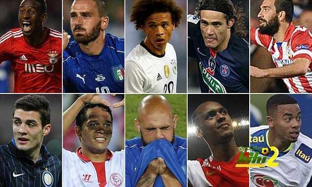 صورة: عشرة نجوم من الطراز الرفيع قد ينضموا للبريمير ليج خلال أيام ! coobra.net