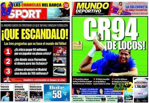 صور: صفقة جوميز تكشف مدى تراجع مستوى الصحافة المدريدية والكتالونية ! coobra.net